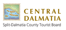 Split-dalmatia county tourist board
